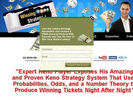 Go to: Winning Keno Strategy Official Course