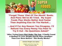 Go to: New Breakthrough Health And Weight Loss Ebook.