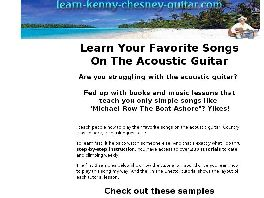 Go to: Kirbys Acoustic Classic Rock And Country Tutorials