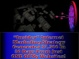 Go to: Profits That Lie Hidden In Your Website