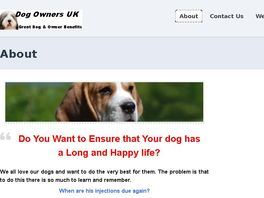 Go to: Dog Owners UK