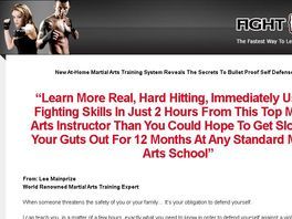 Go to: Fight Fast - Top Self Defense Product