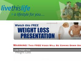 Go to: Weight Loss