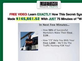 Go to: Anik Singal Presents: Lifetime Massive Profits - $234 Per Sale!