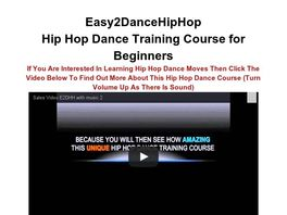 Go to: Easy2dancehiphop