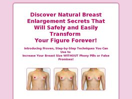 Go to: Flat to Fab: The Ultimate Guide to Breast Enlargement