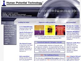Go to: Human Potential Technology