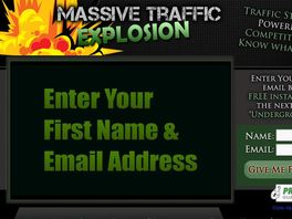 Go to: Massive Traffic Explosion