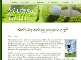 Go to: Mastering The Club.