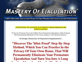 Go to: Mastery Of E_jaculation - #1 Rated Prem.Ejac. Guide