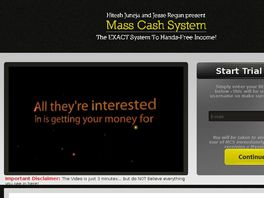 Go to: Mass Cash System -- Amazing Retention and Low Refunds!