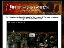Go to: Think & Grow Rich Action Plan Seminar : The Secret Videos