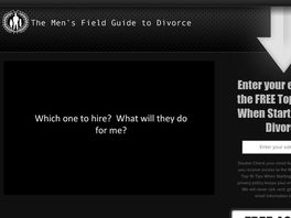 Go to: The Men's Field Guide To Divorce
