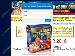 Go to: Resell Rights Income Package! Earn Big Commissions!