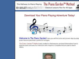 Go to: Piano Lessons E-books: Ideal For All Ages