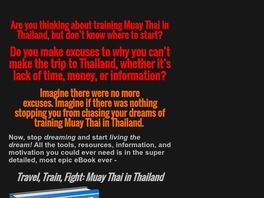 Go to: Clinch King - Muay Thai Clinch Video Course