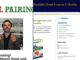 Go to: How To Qualify For An Affordable Home Loan In 6 Months
