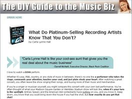 Go to: Diy Guide To The Music Biz