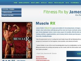 Go to: Muscle Rx: Your Prescription For The Ultimate Physique