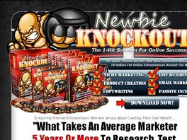Go to: Newbie Knockout - Affiliates Earn 50% Commissions!