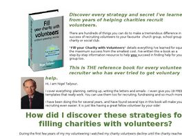 Go to: Charity Volunteer Help For Non Profits And Charities