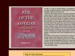 Go to: Rise Of The Assyrian