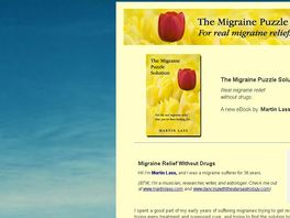 Go to: The Migraine Puzzle Solution Ebook
