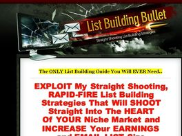 Go to: List Building Bullet