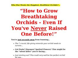 Go to: Orchid Secrets Revealed