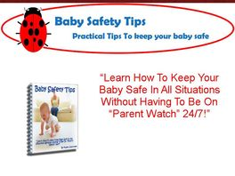 Go to: Baby Safety Tips