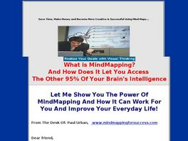 Go to: Mindmapping For Success
