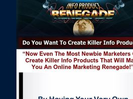 Go to: Information Product Renegade