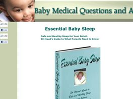 Go to: Essential Baby Sleep