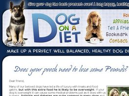 Go to: Dog On A Diet