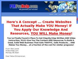 Go to: Website Creation And Niche Package Membership Site
