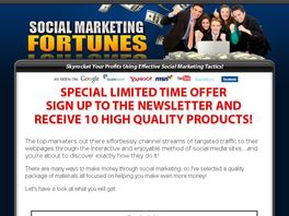 Go to: Social Marketing Fortunes