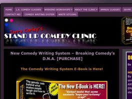 Go to: Breaking Comedy's D.n.a. - Comedy Writing System
