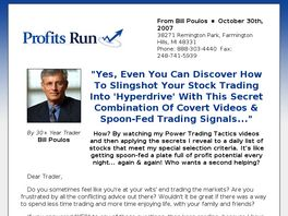 Go to: Power Trading Tactics.