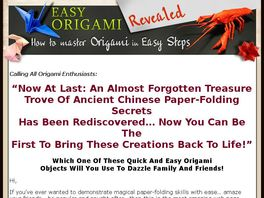 Go to: How To Do Origami
