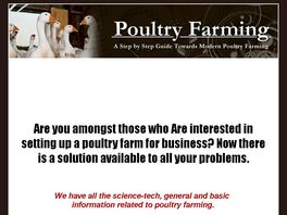 Go to: Poultry Farming - A Step By Step Guide Towards Modern Poultry Farming
