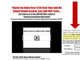 Go to: Tim Bekker's(K.K.Maybel), Stupid Simple System To Making $200,000.