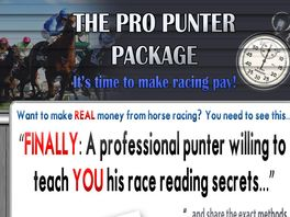 Go to: The Pro Punter Package
