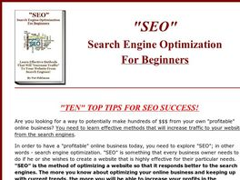 Go to: Learn All: Wordpress, Building Websites, Niche Marketing, SEO