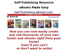 Go to: Secrets of Outrageous eBook Profits Now Revealed!