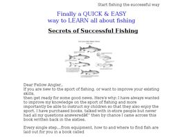 Go to: Successful Fishing.