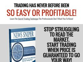 Go to: News Sniper - How To Profit From The News Ebook