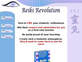 Go to: Reiki Revolution.