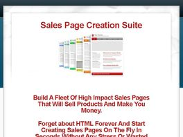 Go to: Sales Page Creation Suite