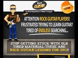 Go to: Beginner Rock Guitar New Product And Site