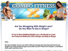 Go to: Combo Fitness X